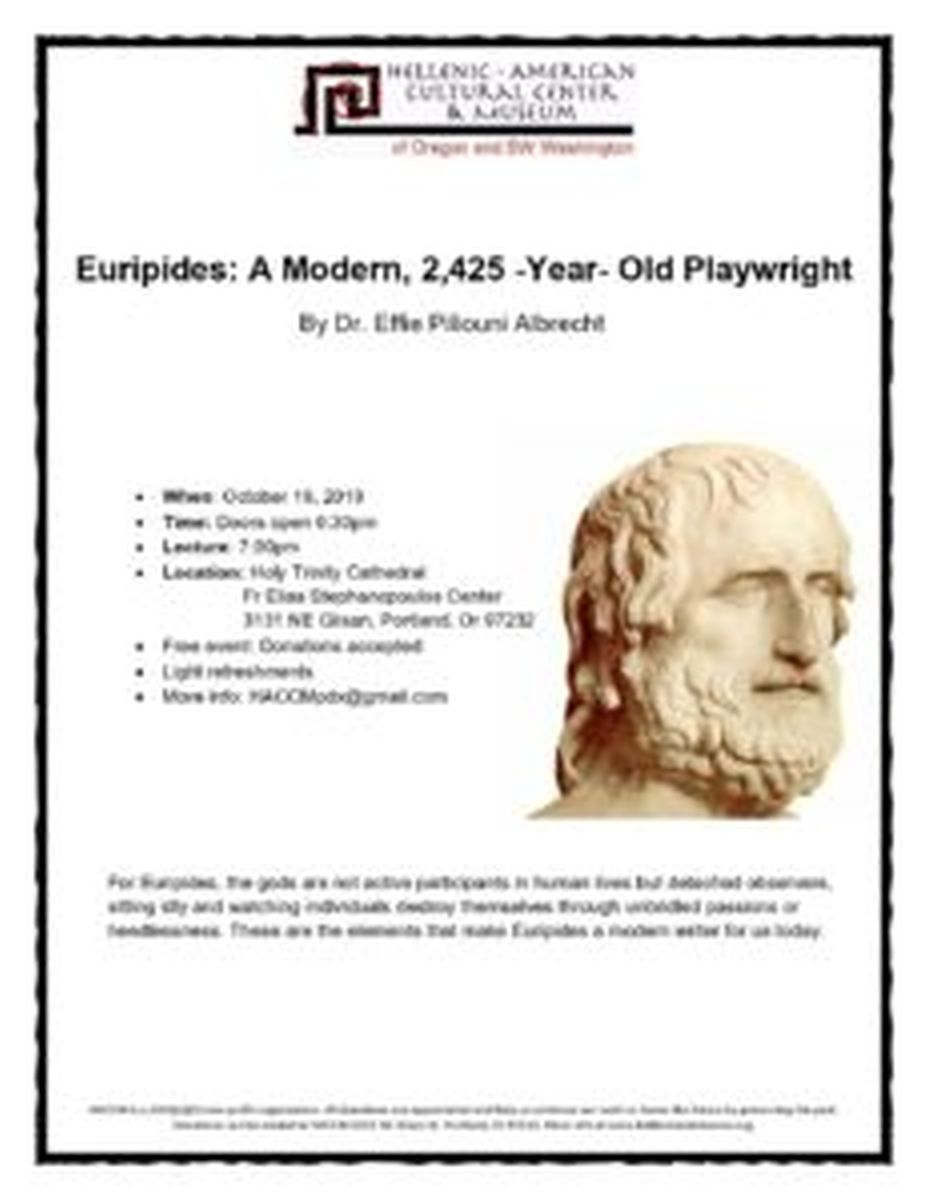 thumbnail of Euripides flyer