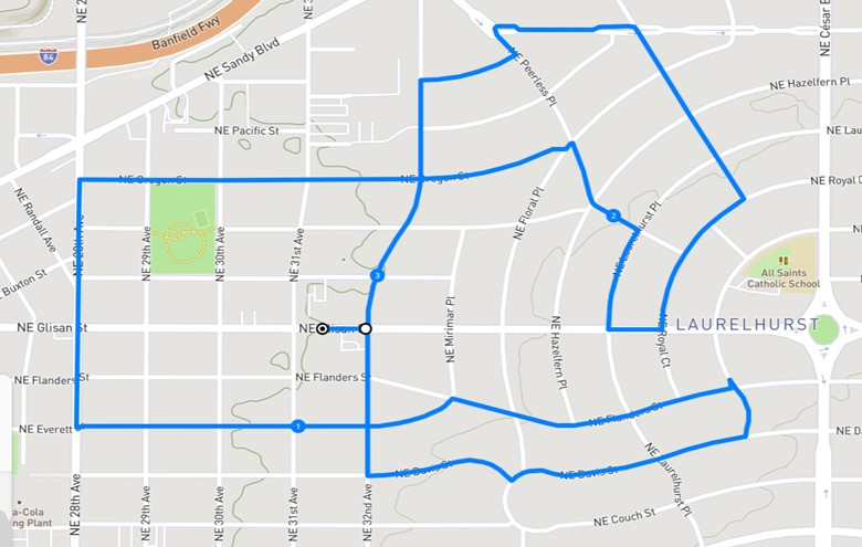 Click here to see the route